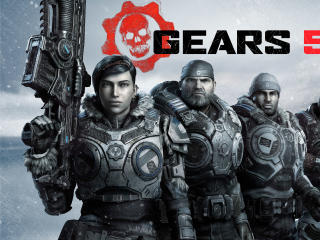 Gears 5 2019 Game wallpaper