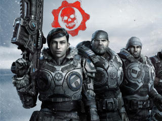 Gears 5 Game wallpaper