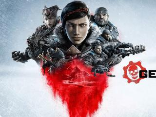 HD Wallpaper | Background Image Gears 5