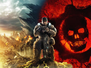 Gears Of War 5 Game wallpaper