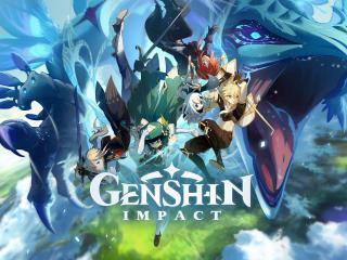 Genshin Impact 2020 wallpaper