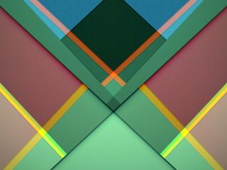 Geometry Abstract Lines wallpaper