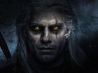 Geralt Henry Cavill wallpaper