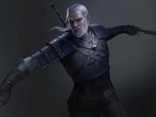 Geralt In The Witcher 3 wallpaper