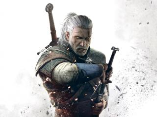 Geralt of Rivia Art wallpaper