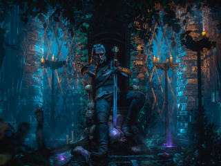 Geralt Of Rivia The Witcher 3 wallpaper