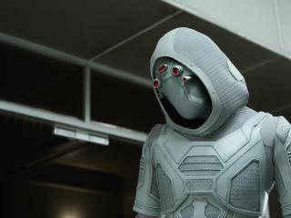 Ghost Ava aka Hannah John-Kamen In Ant Man And The Wasp 2018 wallpaper