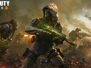 Ghost Hazmat Kruger Alchemist 4K Call Of Duty wallpaper