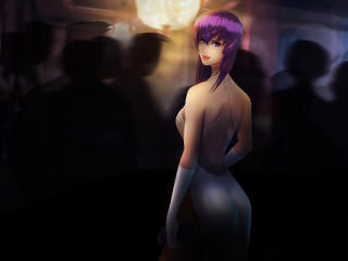 Ghost In The Shell Anime wallpaper