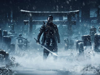 Ghost of Tsushima 2019 wallpaper