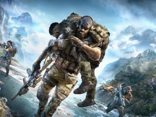 Ghost Recon Breakpoint 2019 wallpaper