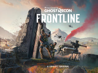 Ghost Recon Frontline HD Gaming wallpaper