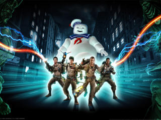 Ghostbusters The Video Game Remastered wallpaper
