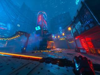 Ghostrunner 4k Gaming 2021 wallpaper