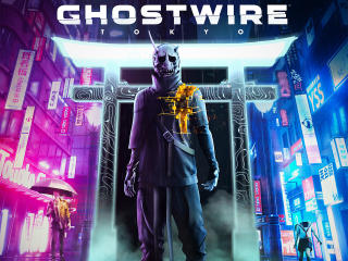 GhostWire Tokyo wallpaper