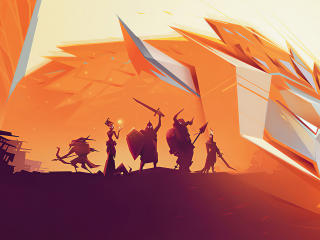 Gigantic Game 2019 wallpaper