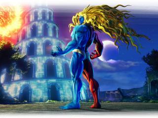 Gill In Street Fighter 5 wallpaper