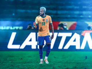 GOAT Neymar 2021 wallpaper