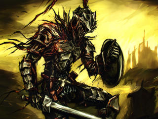 Goblin Slayer 4K wallpaper