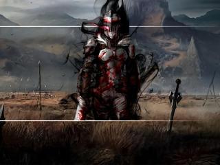Goblin Slayer Knight wallpaper