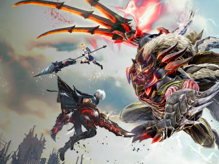 God Eater 3 wallpaper