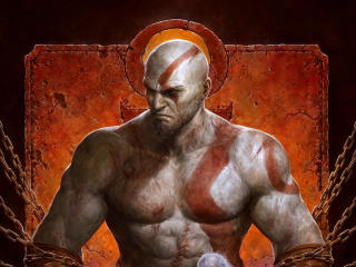 God of War Comic wallpaper
