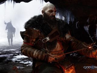 God of War Ragnarok 2021 HD Gaming wallpaper