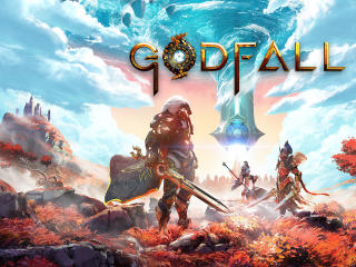 Godfall 2020 4K wallpaper
