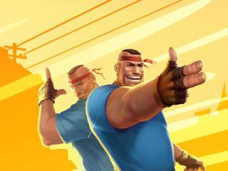 Gods Of Boom 2021 wallpaper