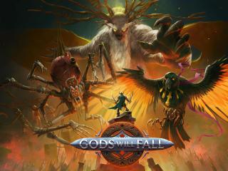 Gods Will Fall 4k wallpaper