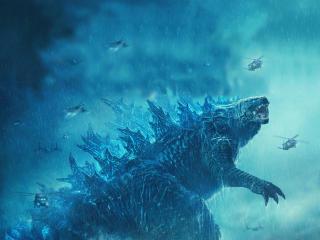Godzilla 2019 wallpaper
