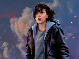 Godzilla King Of The Monsters Millie Bobby Brown wallpaper