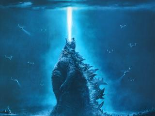 Godzilla King of the Monsters wallpaper