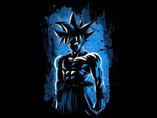 Goku 2020 New Amoled wallpaper