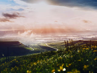 Golan Heights wallpaper