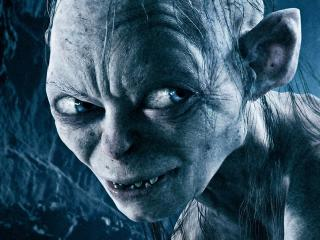 Gollum Lord of the Rings wallpaper