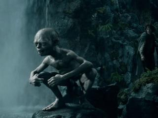 Gollum The Lord of the Rings wallpaper