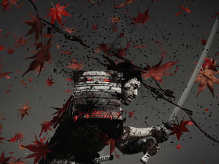 GoT Samurai 2020 wallpaper