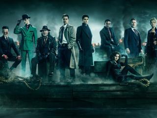 Gotham Season 5 wallpaper