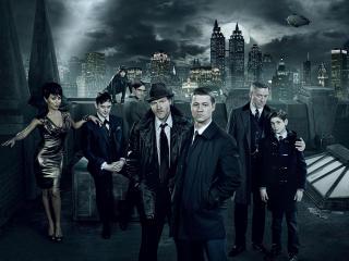 Gotham TV Show 5K wallpaper