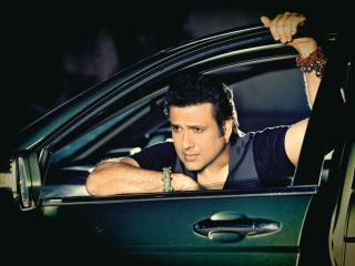 Govinda in Car wallpapers wallpaper