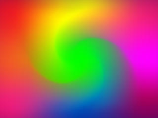 Gradient Colorful Swirl wallpaper