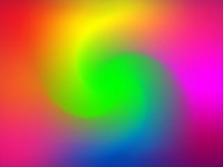 Gradient Colorful Swirl wallpaper