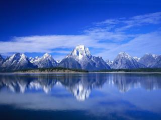 Grand Teton National Park Mountains wallpaper