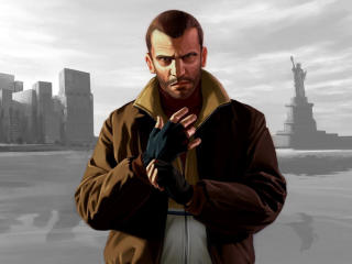 Grand Theft Auto IV wallpaper