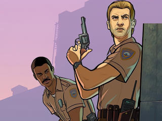 Grand Theft Auto Vice City Stories wallpaper
