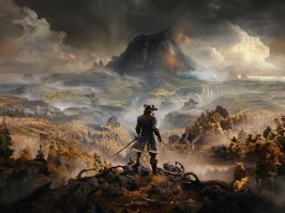 GreedFall 4k 8k Poster Wallpaper