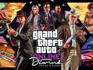 GTA Online Diamond Casino Resort wallpaper