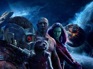 Guardians Of The Galaxy Volume 2 Poster wallpaper