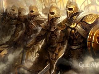 guild wars, army, armament wallpaper